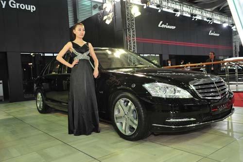 在上海國際車展克拉特首發開啟夢想之旅